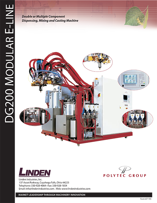 Polytec EMC DG 200 Product Sheet