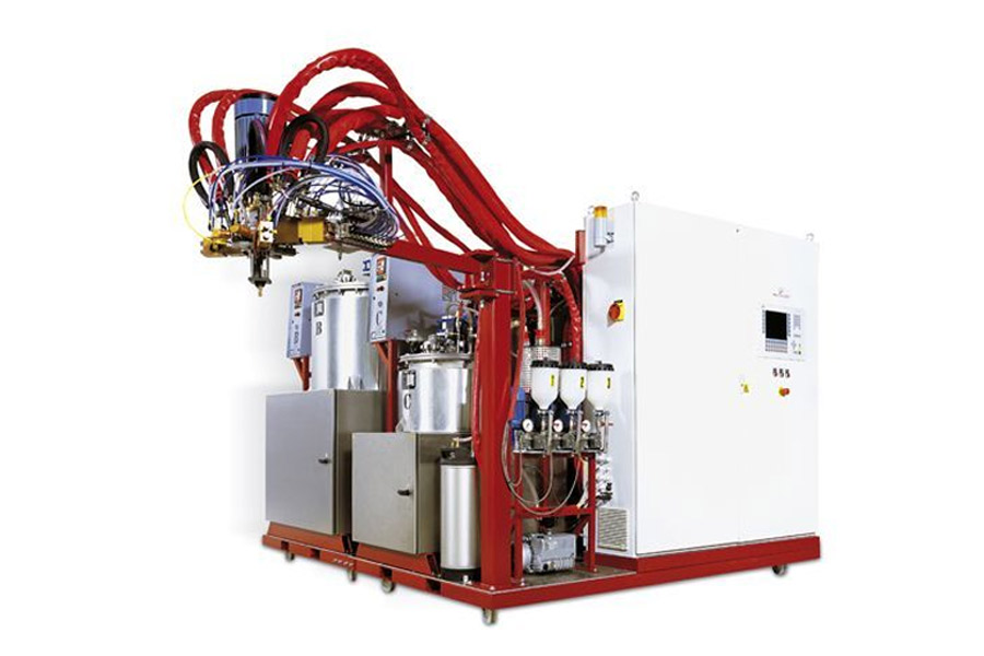 low pressure polyurethane foam machine 4