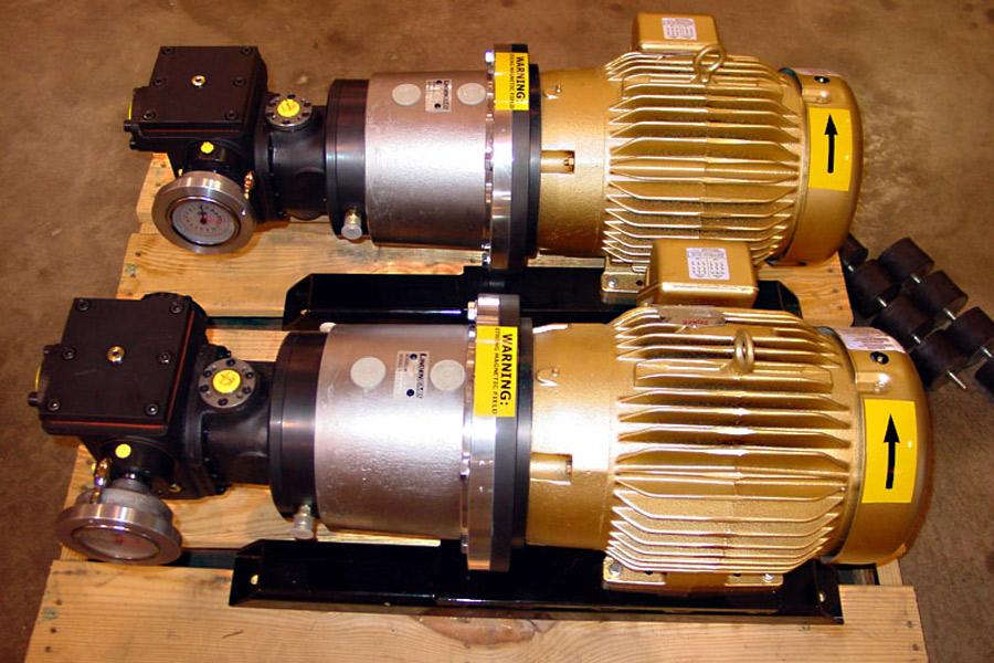polyurethane metering pumps 3