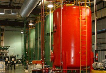 polyurethane storage