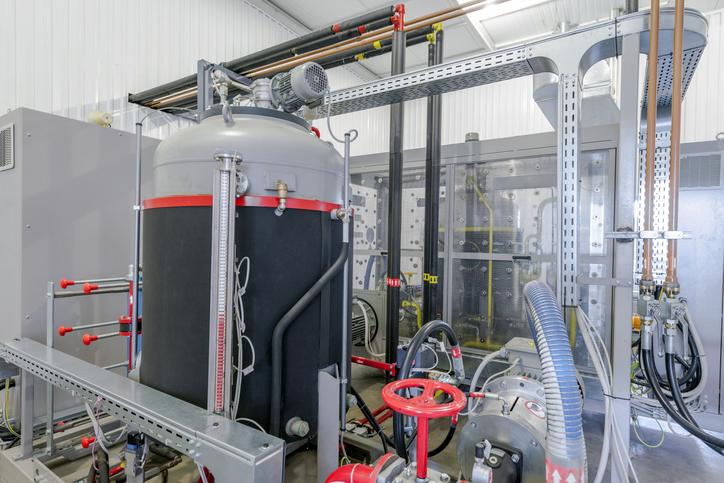chemical blending equipment